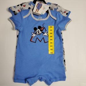 2 pack Disney Baby Bodysuit